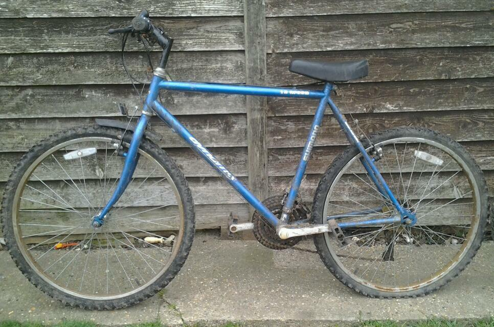 Shimano Dynamix Mountain Bike Spares Or Repairs In Eye Suffolk