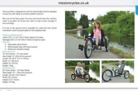 Mission Cycles trike