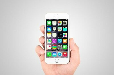 New In Box Apple iPhone 6 Verizon - 16GB - Silver  Smartphone