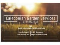 Caledonian Garden Services
