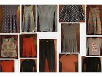 Bundle Girls Clothing, Age 10-11 Years: