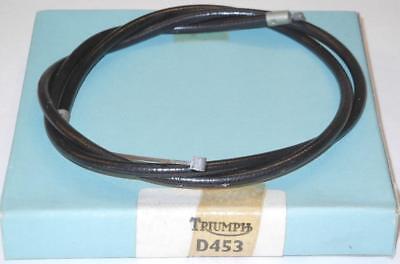 1960S TRIUMPH T20 TIGER CUB  OTHER BSA NORTON THROTTLE CABLE 60 0453
