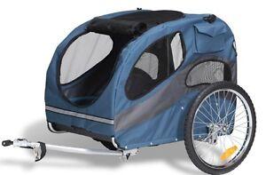 BICYCLE DOG TRAILER HOUNDABOUT + STROLLER KIT NEW IN 2 BOXES Morphett Vale Morphett Vale Area Preview