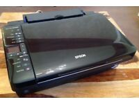 Epson Stylus SX425 Printer for sale with Brand new cartridges