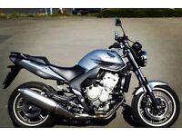 Honda CBF600 Silver N8 - low miles