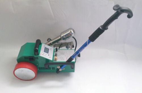 110V 1600W Automatic PVC Banner Welder Welding Machine Automatic Heat Jointer