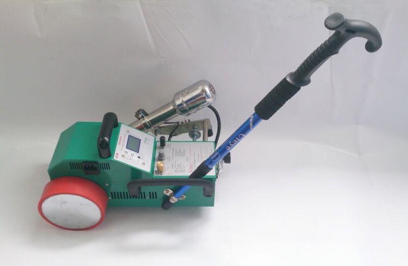 Automatic PVC Banner Welder Welding Machine Automatic Heat Jointer Machine 220V