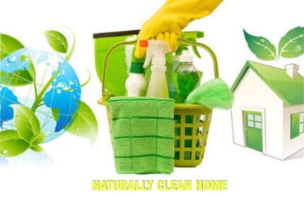 """""""NATURALLY CLEAN HOME"""""""