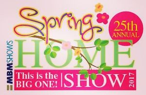 It's time for the 25th annual MBM Home Show