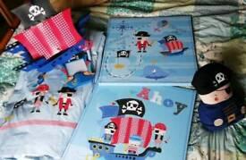Next Pirates Bedroom Accessories