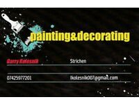 Professional painter&decorator