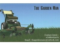 The Garden Man,,,, Spring Tidy Ups! Plus Stone Repair! Fence and Shed Painting!