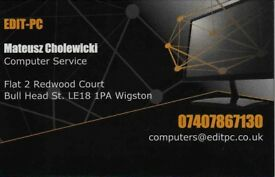 EDIT-PC Computer service