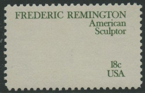 #1434b 18c Remington Brown Color Omitted Major Error With Pse Cert Bv49