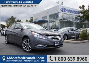 2011 Hyundai Sonata 2.0T Limited ONE OWNER