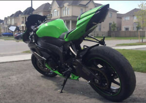 2009 Kawasaki ZX6R Extras Included Final Fall Price!