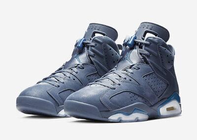 8bda5cccdb2 Nike Air Jordan 6 Retro Jimmy Butler Size 11-11.5 Diffused Blue Court  384664-