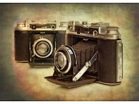 Vintage Camera Collection for sale
