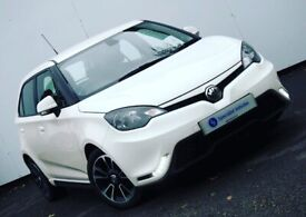 image for 2014 MG3 1.4L White