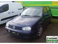 99-05 Mk4 Vw Golf ***BREAKING ONLY PARTS Jm Autospares mk5 mk6 mk7