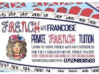 Professional French Tuitions in Falmouth