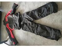 Motorbike Trousers and Jacket G-Mac