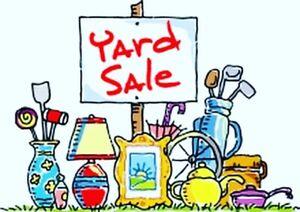 Huge Yard Sale!!!