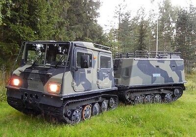 Nasu Na140bt All Terrain Tracked Amphibious Personnel
