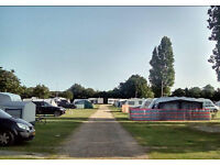 Half term Camping/touring august BREYDON WATER family holiday park Great Yarmouth attraction packed