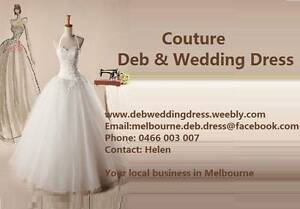 Spring sale! Pure white brand new deb dress on sale,corset back Millgrove Yarra Ranges Preview