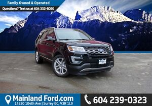2016 Ford Explorer XLT LOCAL, NO ACCIDENTS