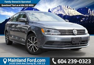 2015 Volkswagen Jetta 1.8 TSI Comfortline LOCAL VEHICLE, REAR...
