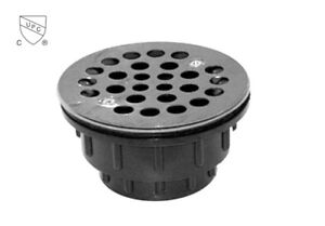 "Drain de Douche ABS / 2"" ABS Shower Drain"