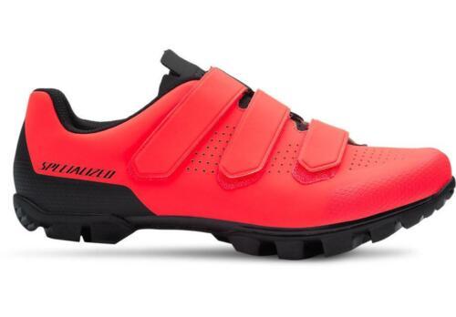 Specialized Sport MTB Shoe - Black/Acid Lava - REG $110
