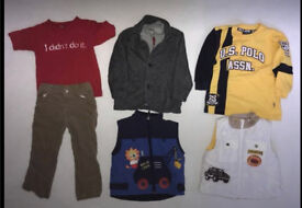 Clothes for a two year old