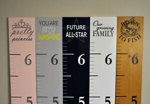 Professional Designed Growth Charts!