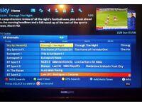 Zgemma 2s tv sky satellite box