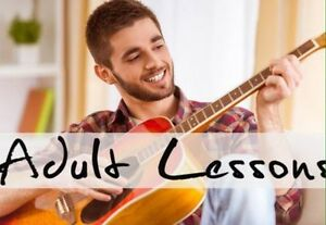 Adult Guitar Lessons - Casual or Weekly Lessons Winthrop Melville Area Preview