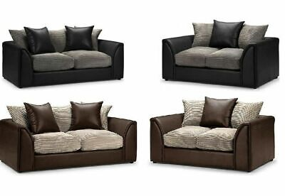 BYRON LEATHER 3 2 SEATER SOFAS  CORNER SUITE ARMCHAIR FOOTSTOOL SWIVEL