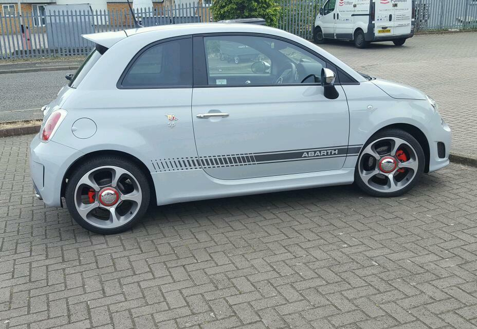 fiat 500 abarth 595 competizione in st neots cambridgeshire gumtree. Black Bedroom Furniture Sets. Home Design Ideas