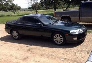1992 Lexus SC400 trade for G - body