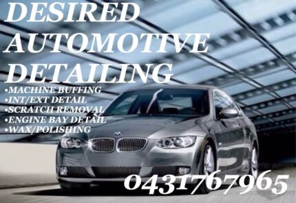 Desired Automotive Detailing  Kwinana Town Centre Kwinana Area Preview