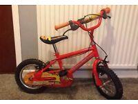 childrens disney bike