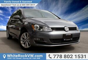 2015 Volkswagen Golf 2.0 TDI Comfortline BLUE TOOTH, HEATED S...