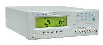 Th2810d Tonghui Lcr Meter Digital Electrical Bridge Impedance Measurement