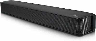 LG Electronics SK1 Soundbar, Bluetooth, Optical, 3,5mm Klinke, Anzeigeleuchten