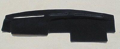 fits 1986-1993 NISSAN HARD BODY TRUCK  DASH COVER MAT DASHMAT  BLACK   - Dash Cover Interior Body