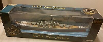 Gearbox USS New Jersey Diecast 1:700 scale
