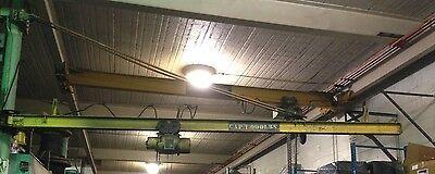16 12 Ton Wall-mounted Jib Crane