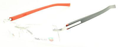 TAG HEUER TRENDS TH8109 002 Eyewear FRAMES Glasses RX Optical Eyeglasses France